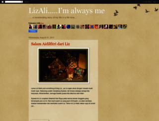 lizakbar71.blogspot.com screenshot
