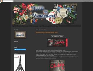 lizzieisinwonderland.blogspot.com screenshot