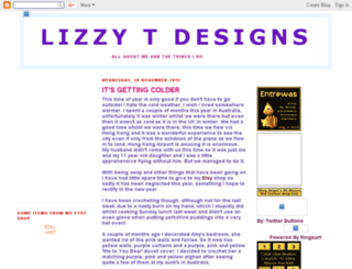 lizzytdesigns.blogspot.com screenshot