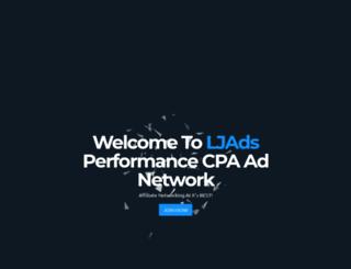 ljads.com screenshot