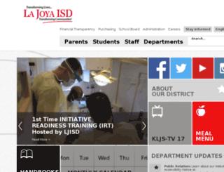 ljisd.com screenshot