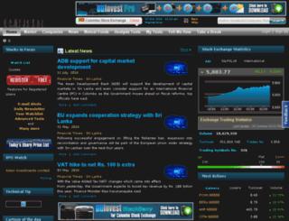 lk.duinvest.com screenshot