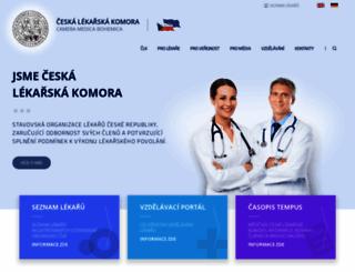 lkcr.cz screenshot