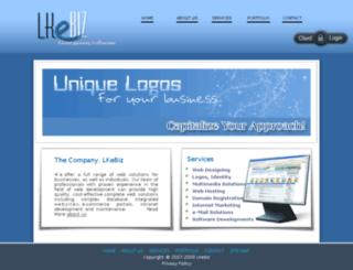 lkebiz.com screenshot