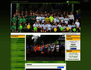 lksmordarka.futbolowo.pl screenshot