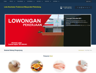 lktm-palembang.com screenshot