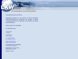 lkwonline.com screenshot