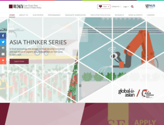lkyspp.nus.edu.sg screenshot