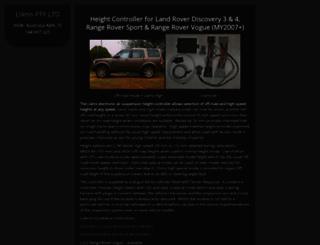 llams.com.au screenshot