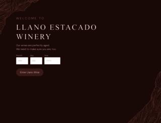 llanowine.com screenshot
