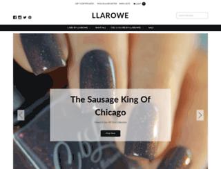 llarowe.com screenshot