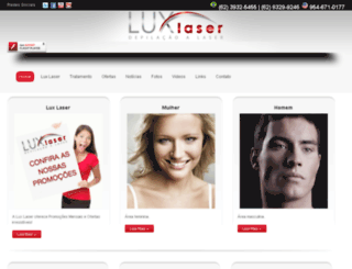 llaser.com.br screenshot