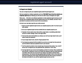 llcagent.com screenshot