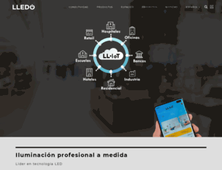 lledosa.com screenshot