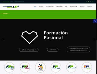 llegarasalto.com screenshot