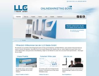 llg-media.de screenshot