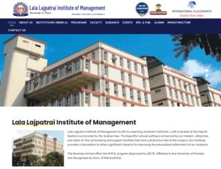 llim.edu screenshot
