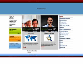 llphelpline.com screenshot