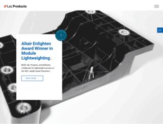 llproducts.com screenshot