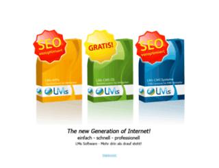 lm-cms-systems.eu screenshot