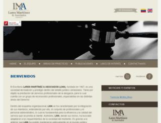 lma.com.ve screenshot