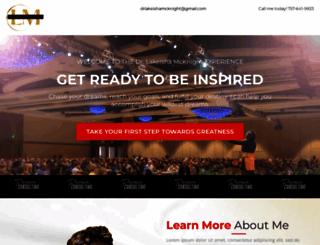 lmcknight.com screenshot