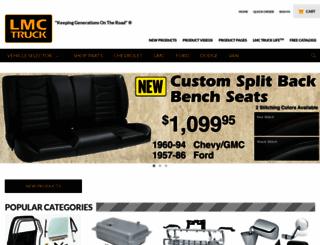 lmctruck.com screenshot