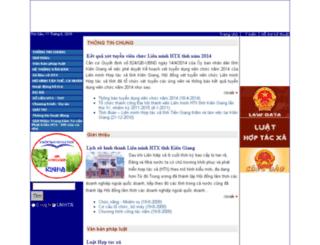 lmhoptacxa.kiengiang.gov.vn screenshot