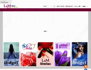 lmnail.com screenshot