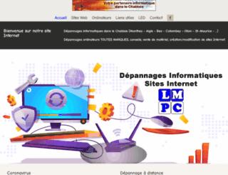 lmpc.ch screenshot