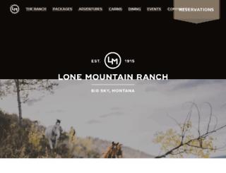 lmranch.com screenshot