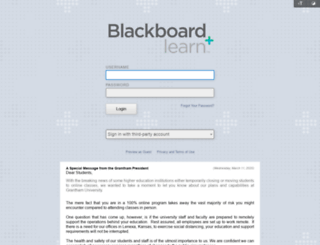 Assignments in Blackboard - Grantham University