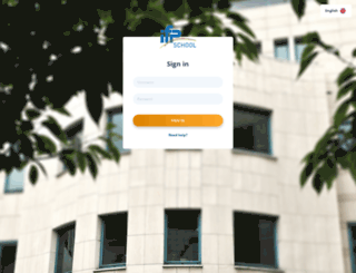 lms.ifp-school.com screenshot