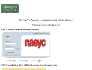 lms.naeyc.org screenshot