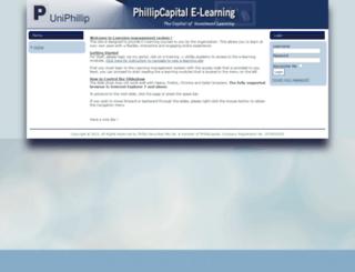 lms.phillip.com.sg screenshot