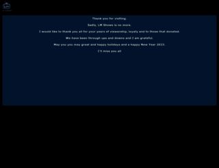 lmshows.se screenshot