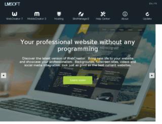 lmsite.net screenshot