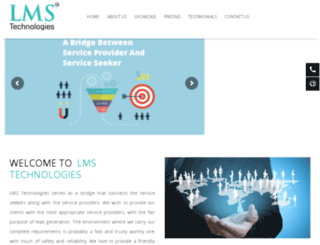 lmstech.in screenshot