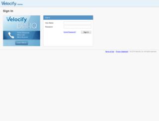 lmxhelp.velocify.com screenshot