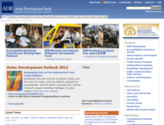 lnadbg1.asiandevbank.org screenshot
