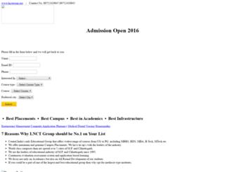 lnctgroup.org screenshot