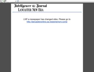 lnptoday.newspaperdirect.com screenshot