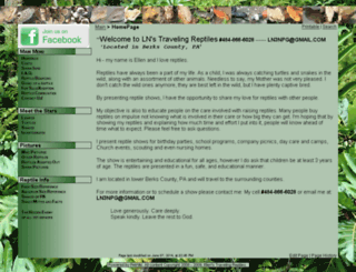lnstravelingrep.com screenshot
