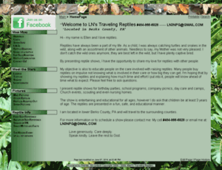 lnstravelinrep.com screenshot