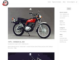lnx.hondaxl.it screenshot