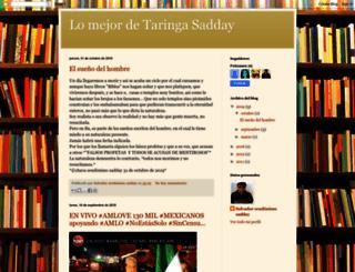 lo-mejor-de-taringa.blogspot.com screenshot