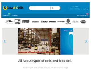 load-cells.us screenshot