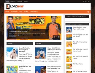 loadhow.com screenshot