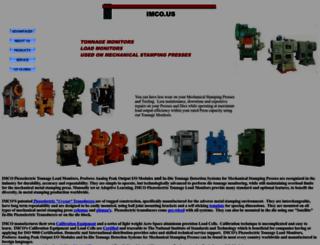 loadmonitors.com screenshot