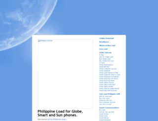 loadphones.com screenshot